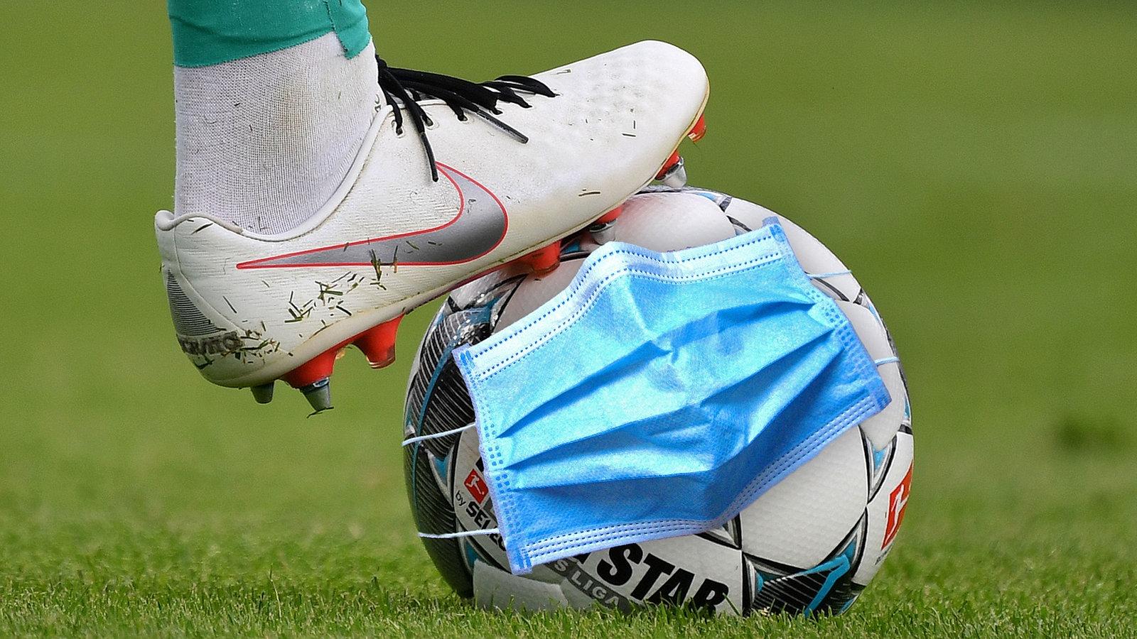 Bild Corona-Fußball